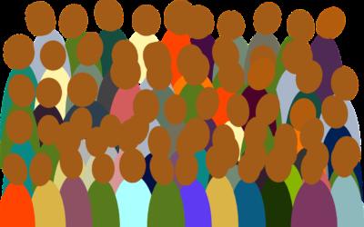 Destructiviteit en kracht in grote groepen