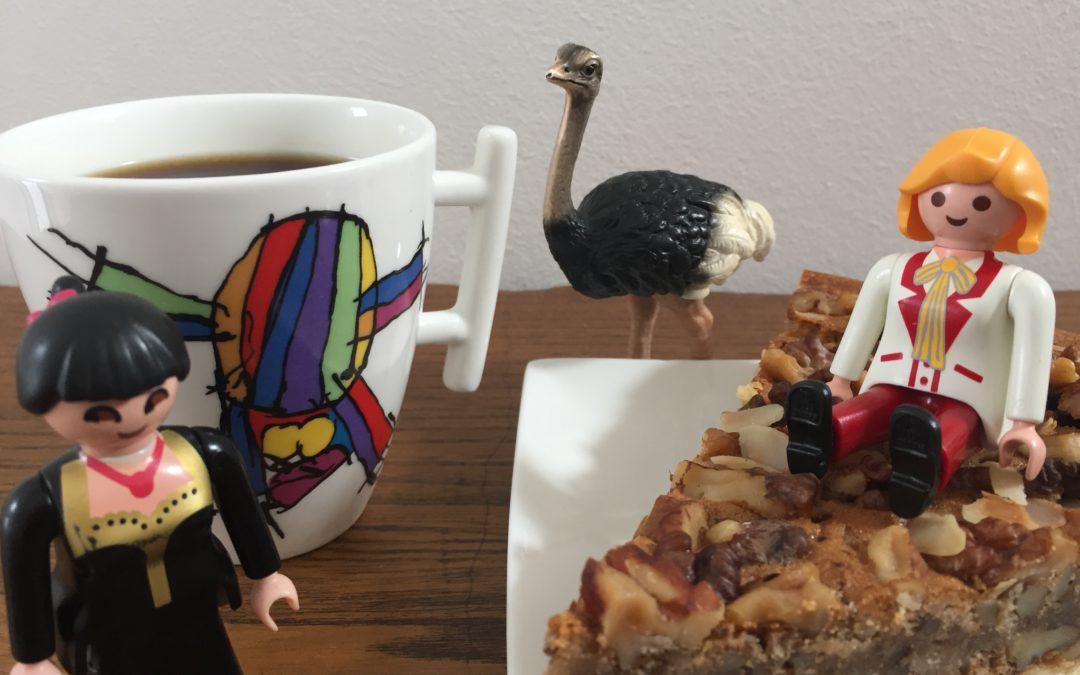 """Nieuw – """"Koffie, taart & conflict"""""""