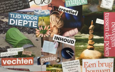 De kracht van 'vision boards': je visie in beeld